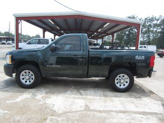 2012 Chevrolet Silverado 1500 4x4 Houston, Mississippi 2