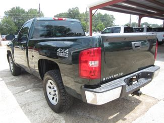 2012 Chevrolet Silverado 1500 4x4 Houston, Mississippi 5
