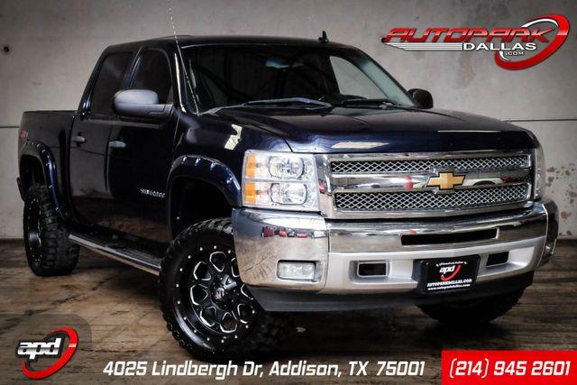 2012 Chevrolet Silverado 1500 LT 4x4 (Wheels,Tires,Lift)