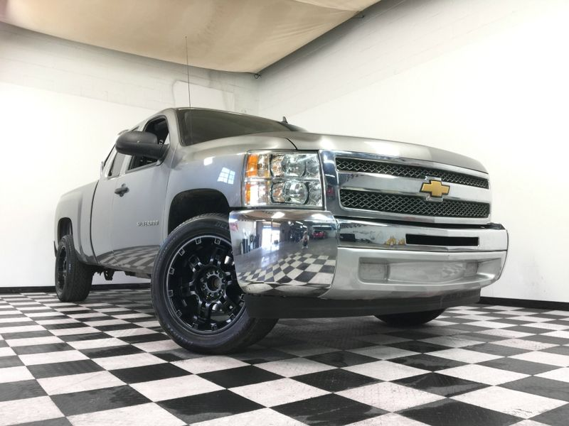 2012 Chevrolet Silverado 1500 *Easy Payment Options* | The Auto Cave in Addison