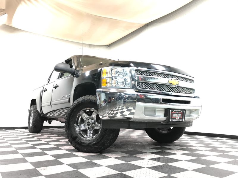 2012 Chevrolet Silverado 1500 *CREW CAB PICKUP 4-DR*LT Crew Cab 2WD*4.8L V8* | The Auto Cave