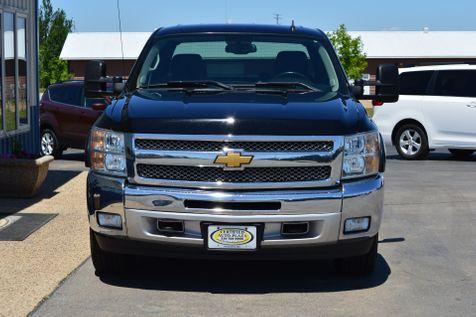 2012 Chevrolet Silverado 1500 LT Crewcab 4x4 in Alexandria, Minnesota