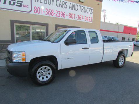 2012 Chevrolet Silverado 1500 Work Truck in , Utah