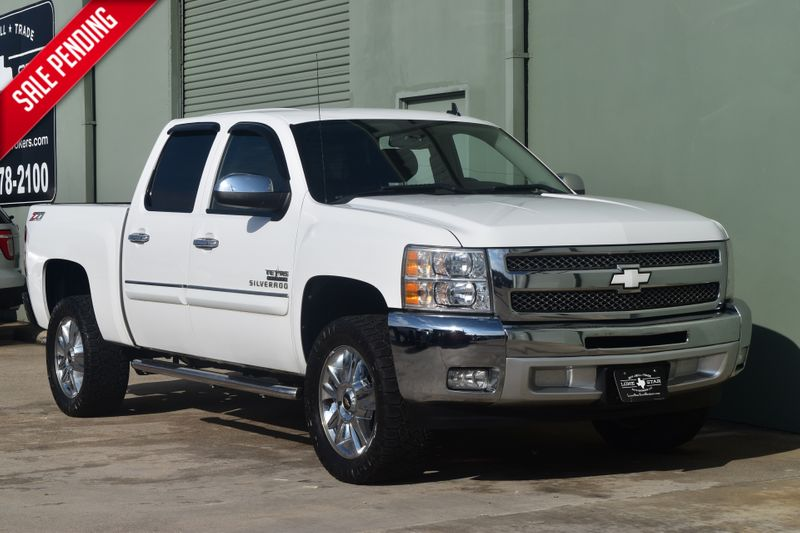 2012 Chevrolet Silverado 1500 LT Z71 | Arlington, TX | Lone Star Auto Brokers, LLC