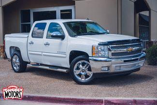 2012 Chevrolet Silverado 1500 Crew Cab LT in Arlington, Texas 76013