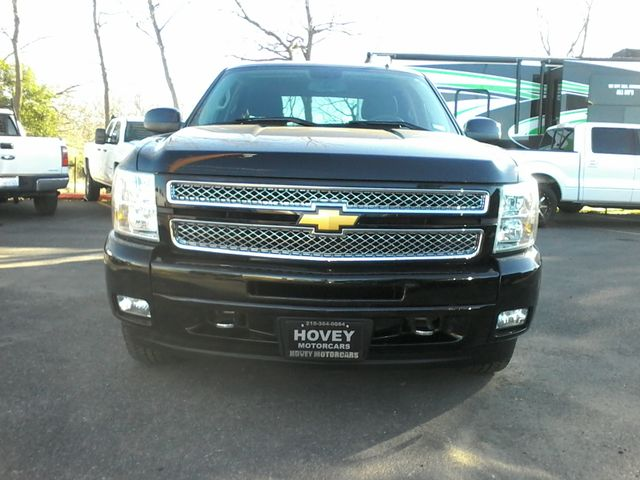 2012 Chevrolet Silverado 1500 4x4 LT 4x4 Boerne, Texas 3