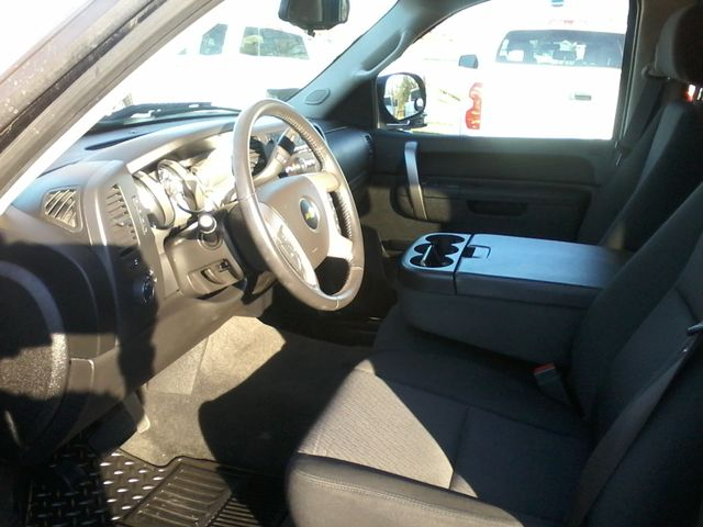 2012 Chevrolet Silverado 1500 4x4 LT 4x4 Boerne, Texas 17