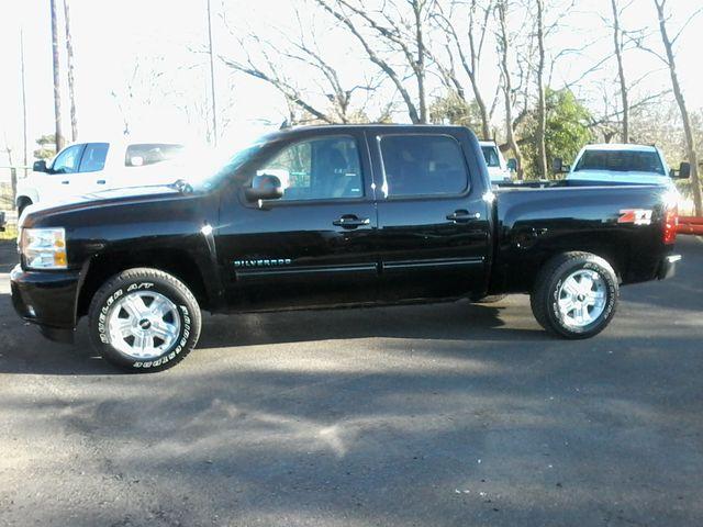 2012 Chevrolet Silverado 1500 4x4 LT 4x4