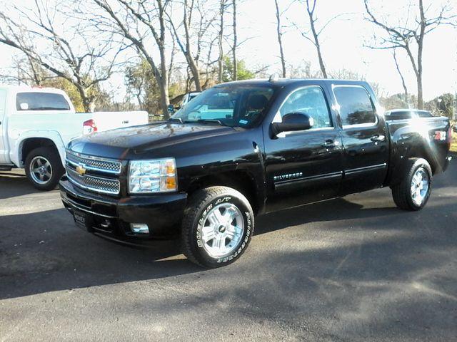 2012 Chevrolet Silverado 1500 4x4 LT 4x4 Boerne, Texas 1