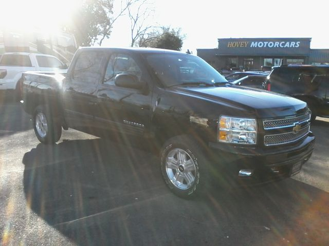 2012 Chevrolet Silverado 1500 4x4 LT 4x4 Boerne, Texas 4