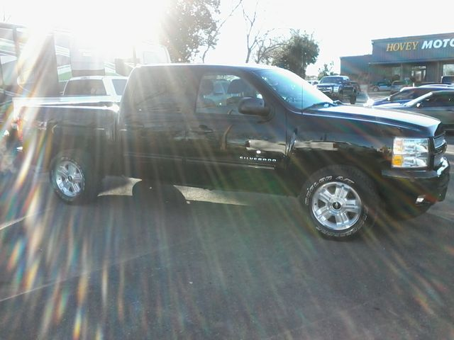 2012 Chevrolet Silverado 1500 4x4 LT 4x4 Boerne, Texas 5