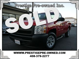 2012 Chevrolet SILVERADO 1500 Work Truck  in Campbell CA