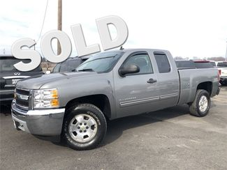 2012 Chevrolet Silverado 1500 LT 4x4 Extended Cab V8 We Finance | Canton, Ohio | Ohio Auto Warehouse LLC in Canton Ohio