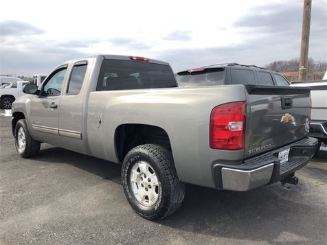 2012 Chevrolet Silverado 1500 LT 4x4 Extended Cab V8 We Finance | Canton, Ohio | Ohio Auto Warehouse LLC in Canton, Ohio
