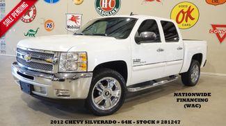 2012 Chevrolet Silverado 1500 LT TEXAS EDITION 4X2 CLOTH,CHROME 20'S,64K in Carrollton TX, 75006