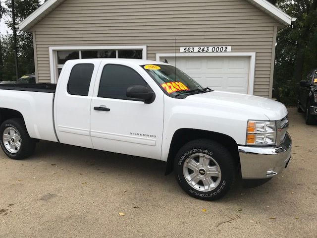 2012 Chevrolet Silverado 1500 LT in Clinton IA, 52732