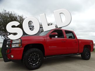 2012 Chevrolet Silverado 1500 LT Z71 4x4, Step Rails, Towing, Black Alloys 79k! | Dallas, Texas | Corvette Warehouse  in Dallas Texas