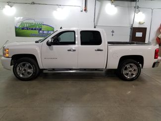 2012 Chevrolet Silverado 1500 LTZ Crew Cab Moon Roof 4x4  Dickinson ND  AutoRama Auto Sales  in Dickinson, ND