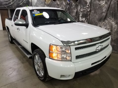 2012 Chevrolet Silverado 1500 LTZ Crew Cab Moon Roof in Dickinson, ND