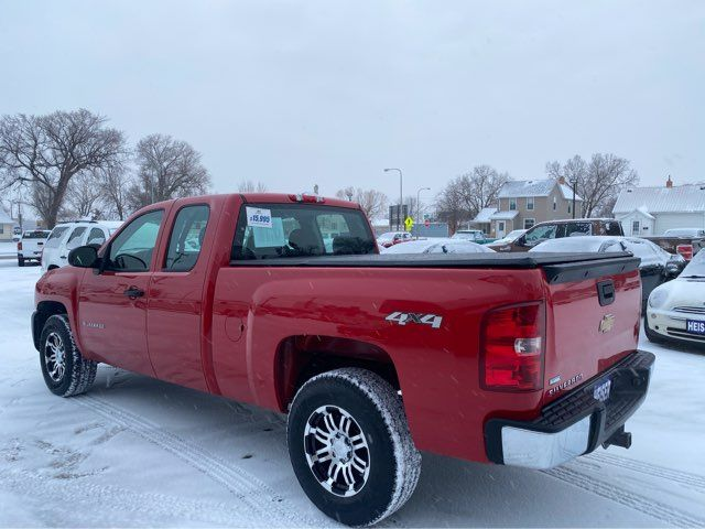 2012 Chevrolet Silverado 1500 Work Truck in Dickinson, ND 58601