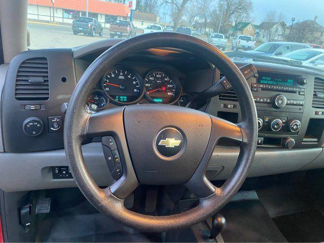 2012 Chevrolet Silverado 1500 Work Truck in Dickinson, ND 58601