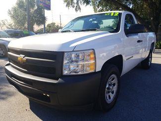 2012 Chevrolet Silverado 1500 Work Truck Dunnellon, FL 6