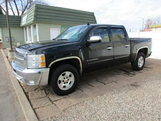 2012 Chevrolet Silverado 1500 Crew Cab LT in Fort Collins CO, 80524