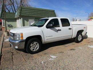 2012 Chevrolet Silverado 1500 Crew Cab LT in Fort Collins, CO 80524