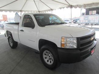 2012 Chevrolet Silverado 1500 Work Truck Gardena, California 3