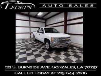 2012 Chevrolet Silverado 1500 LT - Ledet's Auto Sales Gonzales_state_zip in Gonzales
