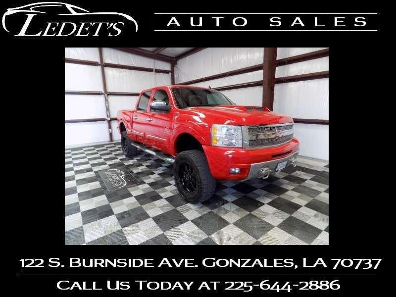 2012 Chevrolet Silverado 1500 LT - Ledet's Auto Sales Gonzales_state_zip in Gonzales Louisiana