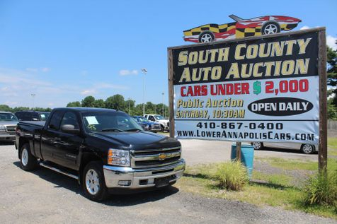 2012 Chevrolet Silverado 1500 LT in Harwood, MD