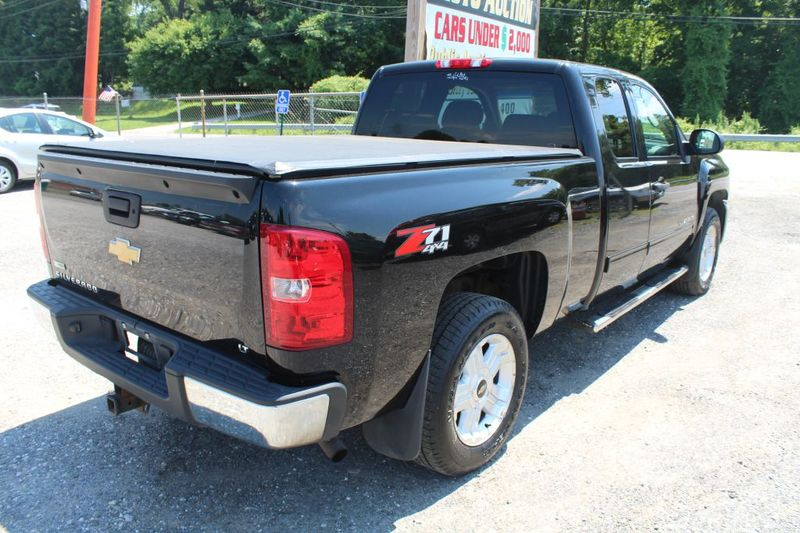 2012 Chevrolet Silverado 1500 LT  city MD  South County Public Auto Auction  in Harwood, MD