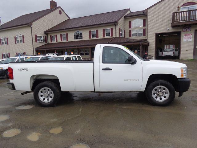 2012 Chevrolet Silverado 1500 Work Truck Hoosick Falls, New York 2