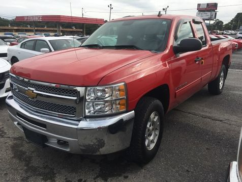 2012 Chevrolet Silverado 1500 LT - John Gibson Auto Sales Hot Springs in Hot Springs, Arkansas