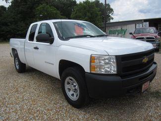 2012 Chevrolet Silverado 1500 Work Truck 4x4 Houston, Mississippi 1