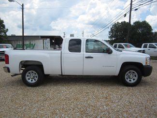 2012 Chevrolet Silverado 1500 Work Truck 4x4 Houston, Mississippi 3