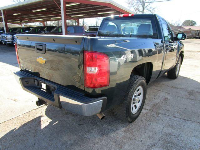 2012 Chevrolet Silverado 1500 Work Truck Houston, Mississippi 4