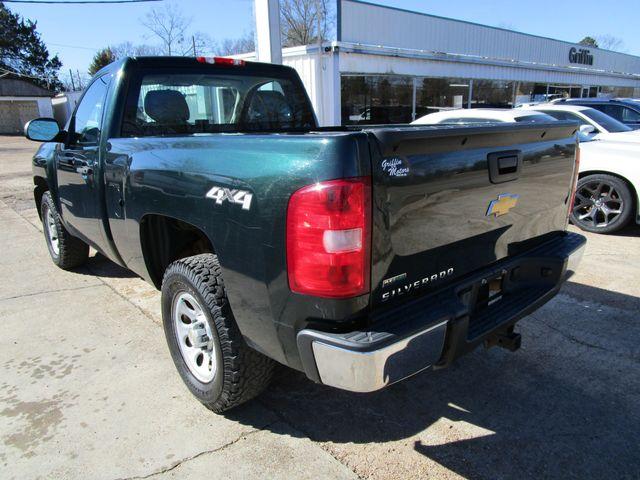 2012 Chevrolet Silverado 1500 Work Truck Houston, Mississippi 3