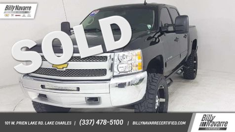 2012 Chevrolet Silverado 1500 LT in Lake Charles, Louisiana