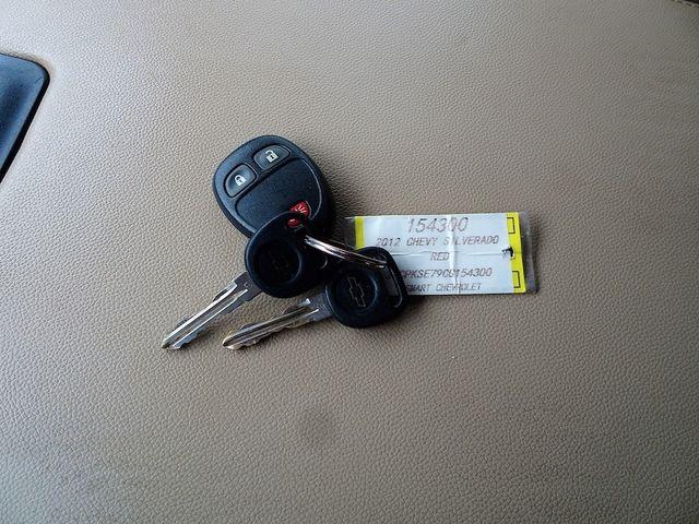 2012 Chevrolet Silverado 1500 LT Madison, NC 45
