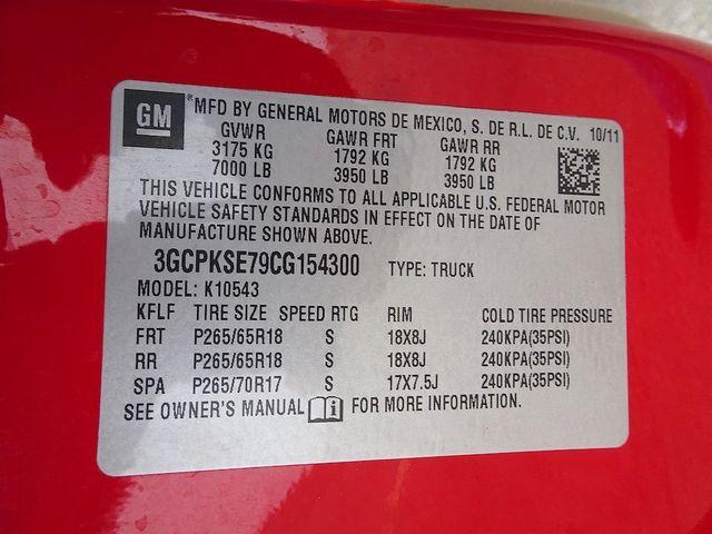 2012 Chevrolet Silverado 1500 LT Madison, NC 47