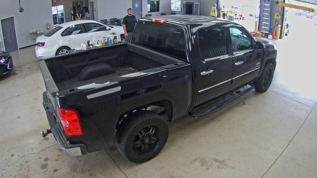 2012 Chevrolet Silverado 1500 LT Madison, NC 3