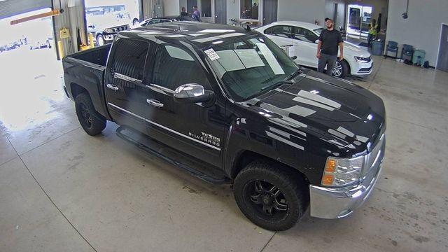 2012 Chevrolet Silverado 1500 LT Madison, NC 4