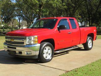 2012 Chevrolet Silverado 1500 LT Extended Cab Z71 4WD in Marion, Arkansas 72364