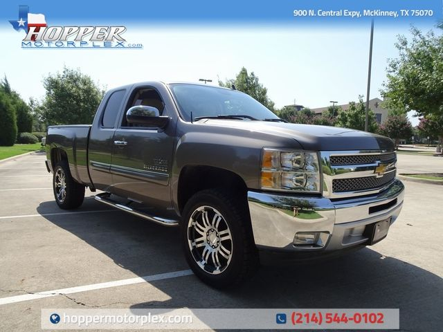 2012 Chevrolet Silverado 1500 LT Texas Edition