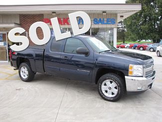 2012 Chevrolet Silverado 1500 LT in Medina OHIO, 44256