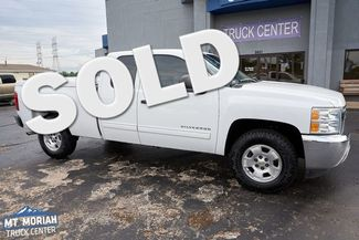 2012 Chevrolet Silverado 1500 in Memphis TN