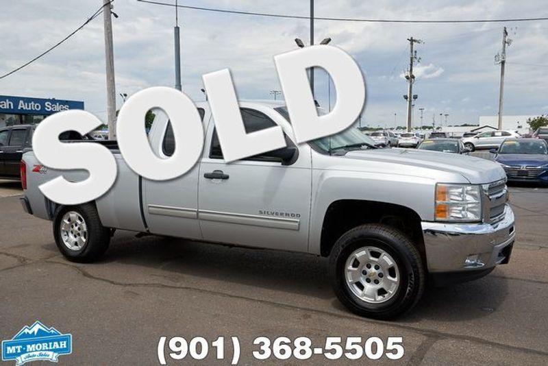 2012 Chevrolet Silverado 1500 LT   Memphis, TN   Mt Moriah Truck Center in Memphis TN
