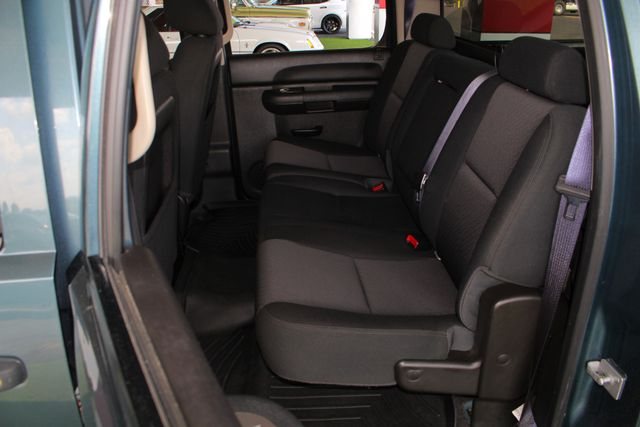 2012 Chevrolet Silverado 1500 LT Crew Cab 4x4- ALL STAR EDITION- PERAGON TONNEAU Mooresville , NC 9